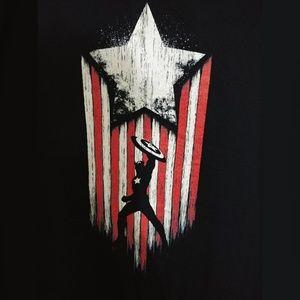 Stunning Captain America t-shirt